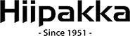 Hiipakka since 1951 logo