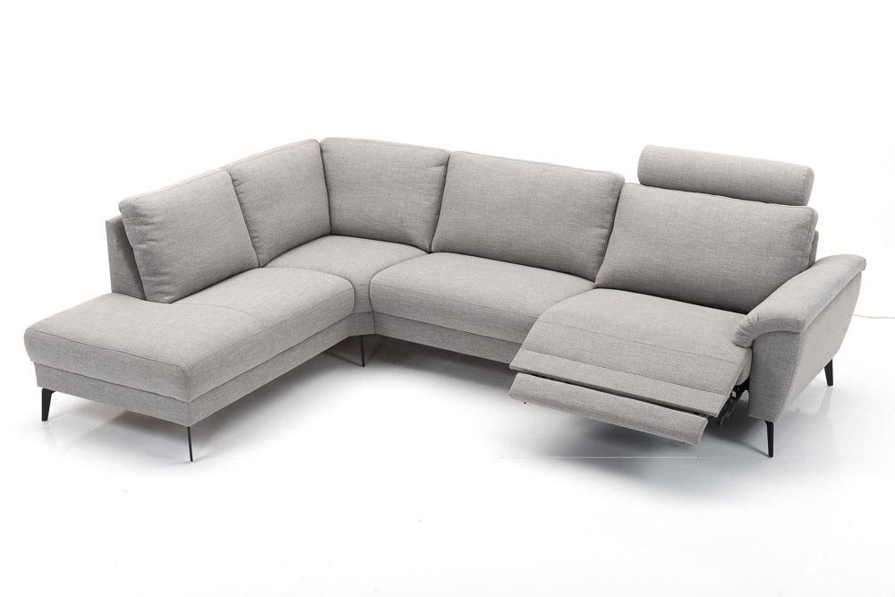 Pemoinen ja miellyttävä 3-istuttava Rubin Recliner mekanismi sohva.