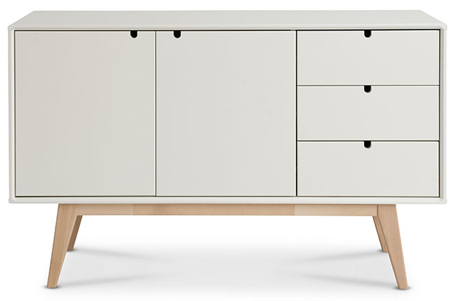 Senkki 75x120x36 cm, Notte Kiteen Huonekalutehdas