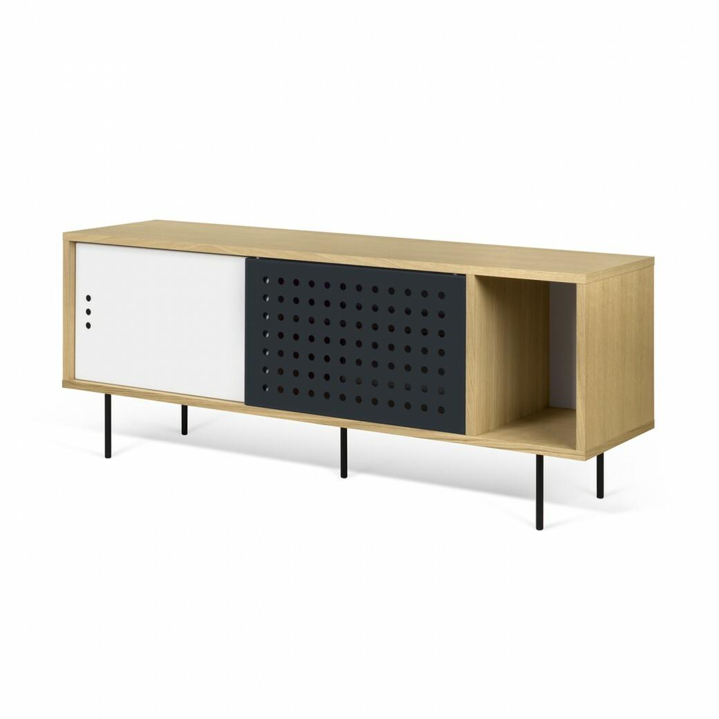temahome dann dots tv taso 165 liukuovilla k65 l165 s45. Black Bedroom Furniture Sets. Home Design Ideas