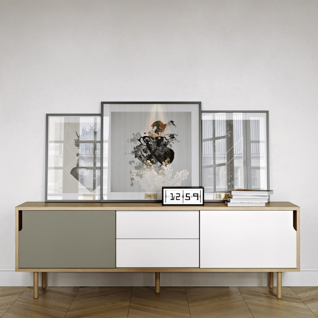temahome dann tv taso 201 liukuovilla puujalat k65 l201. Black Bedroom Furniture Sets. Home Design Ideas
