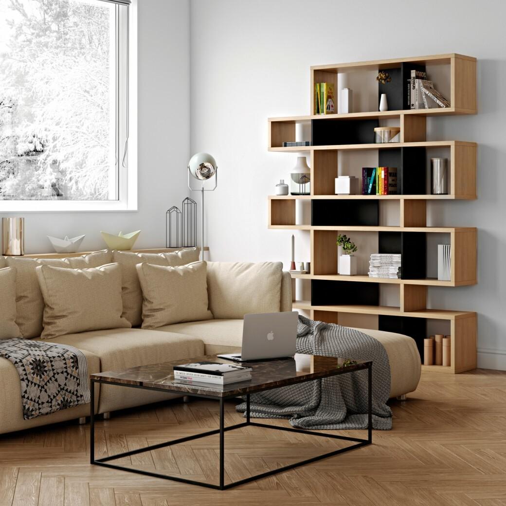 temahome london kirjahylly 003 k220 l156 s34 kaluste10. Black Bedroom Furniture Sets. Home Design Ideas