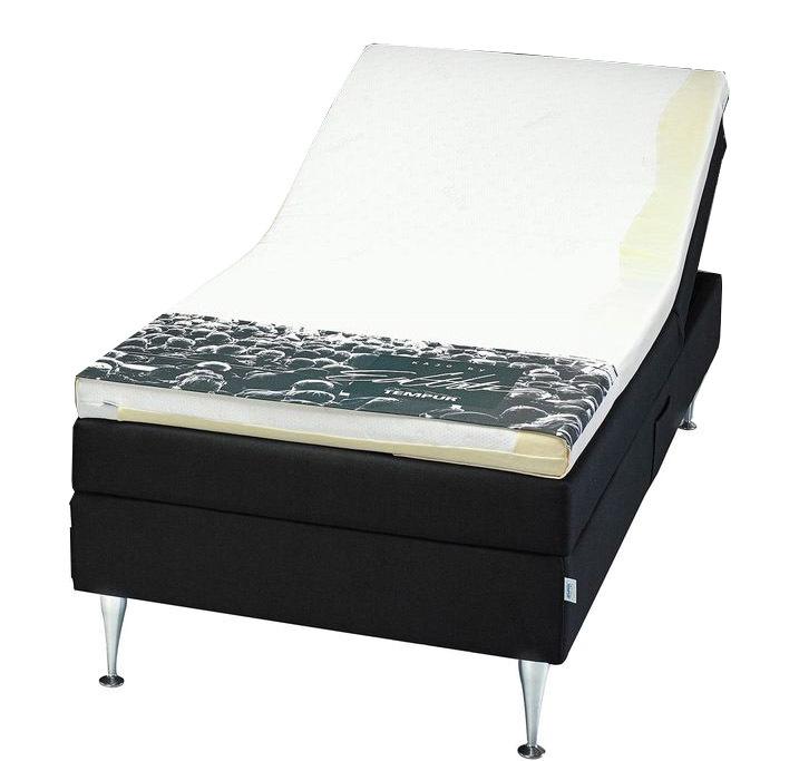 tempur kajo moottorivuode 90x200 7 cm petauspatjalla kaluste10. Black Bedroom Furniture Sets. Home Design Ideas
