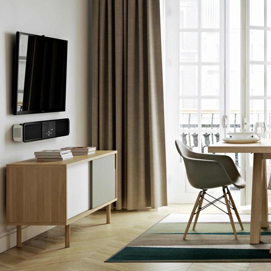 temahome dann tv taso 135 liukuovilla metallijalat k64. Black Bedroom Furniture Sets. Home Design Ideas