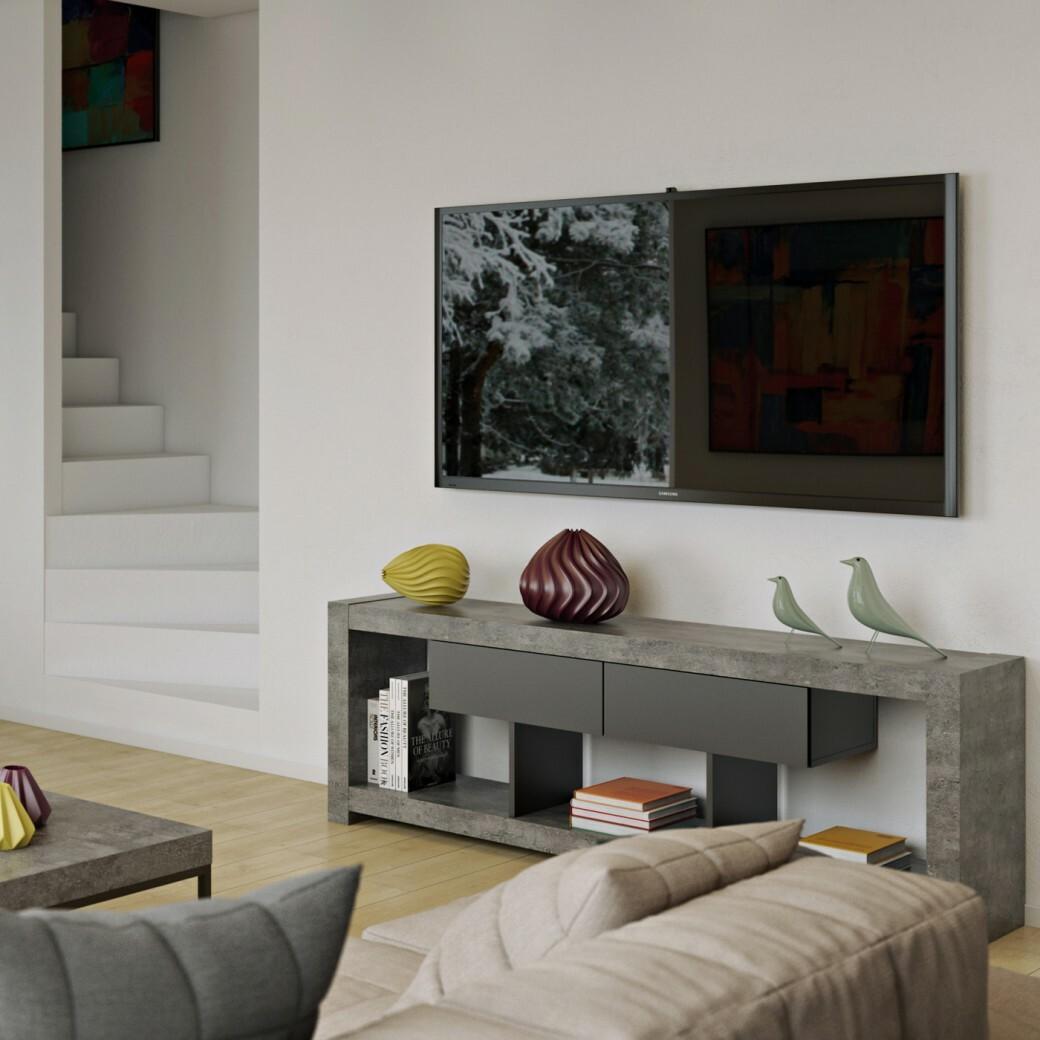 temahome nara tv taso k66 l174 s41 kaluste10. Black Bedroom Furniture Sets. Home Design Ideas
