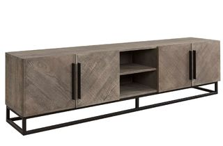 Artwood Vancouver tv taso 220x43x60cm Old Pebbles Grey.