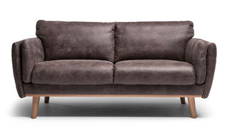 Sohva, Master High BD möbel, Tribe nahkaverhoilulla   Kaluste10