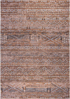 Matto Antiquarian Kilim 9112 Agdal Brown, Louis De Poortere