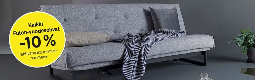 Innovation Futon vuodesohvat