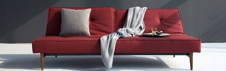 Innovation Splitback futon vuodesohvat